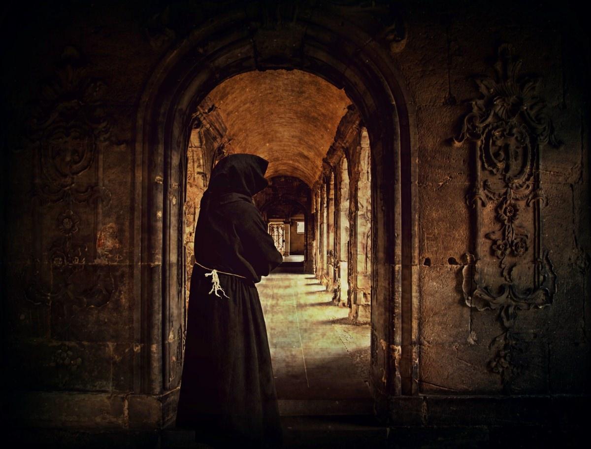 Dormir en un monasterio