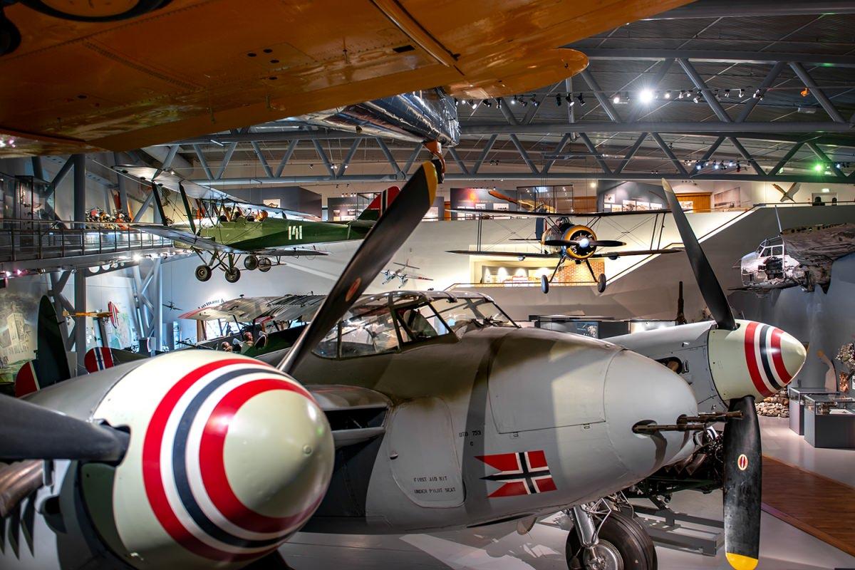 Museo de la Aviación de Noruega