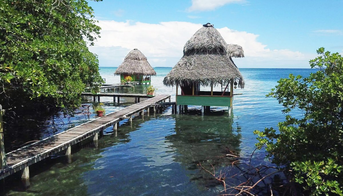 Isla Bastimentos y cayo Coral