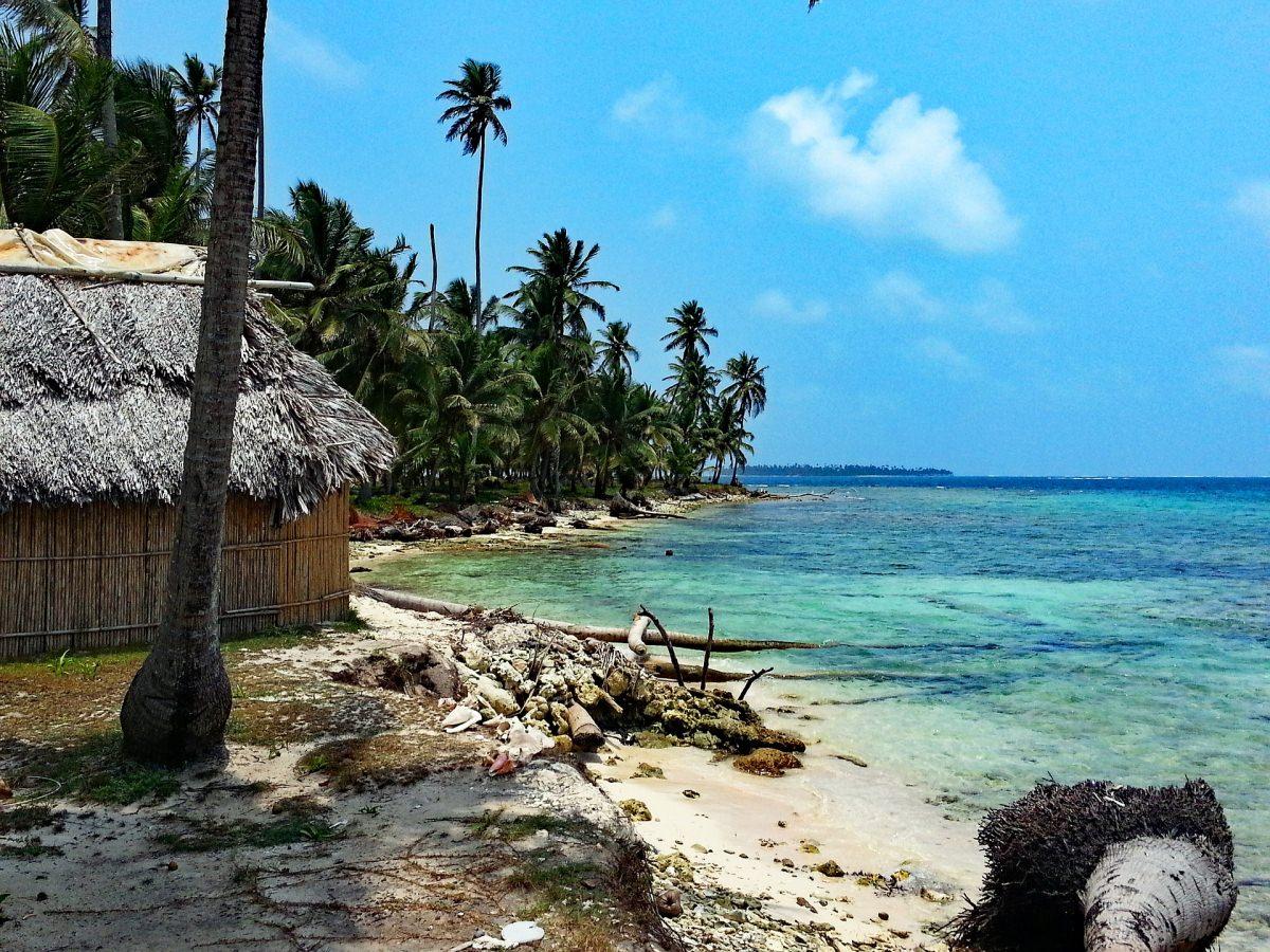Guna Yala (archipiélago de San Blas)