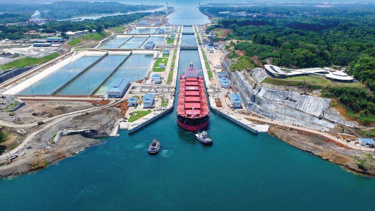 Una visita al Canal del Panamá