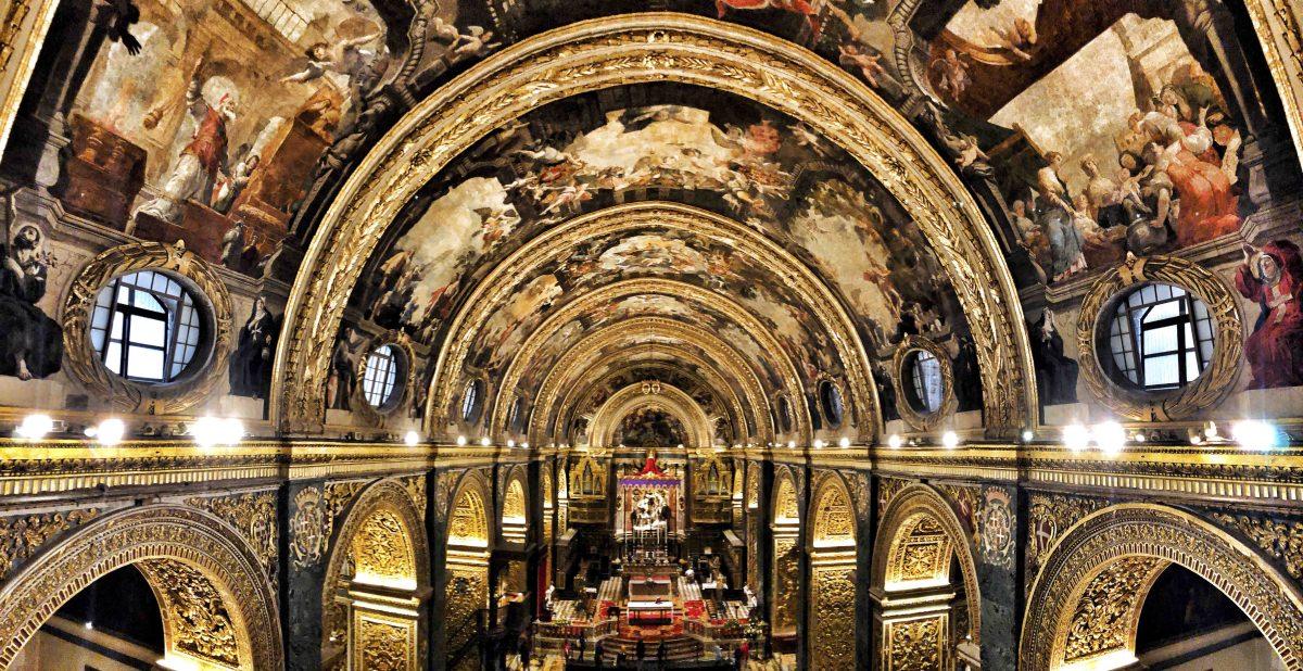 Concatedral de San Juan (La Valletta)