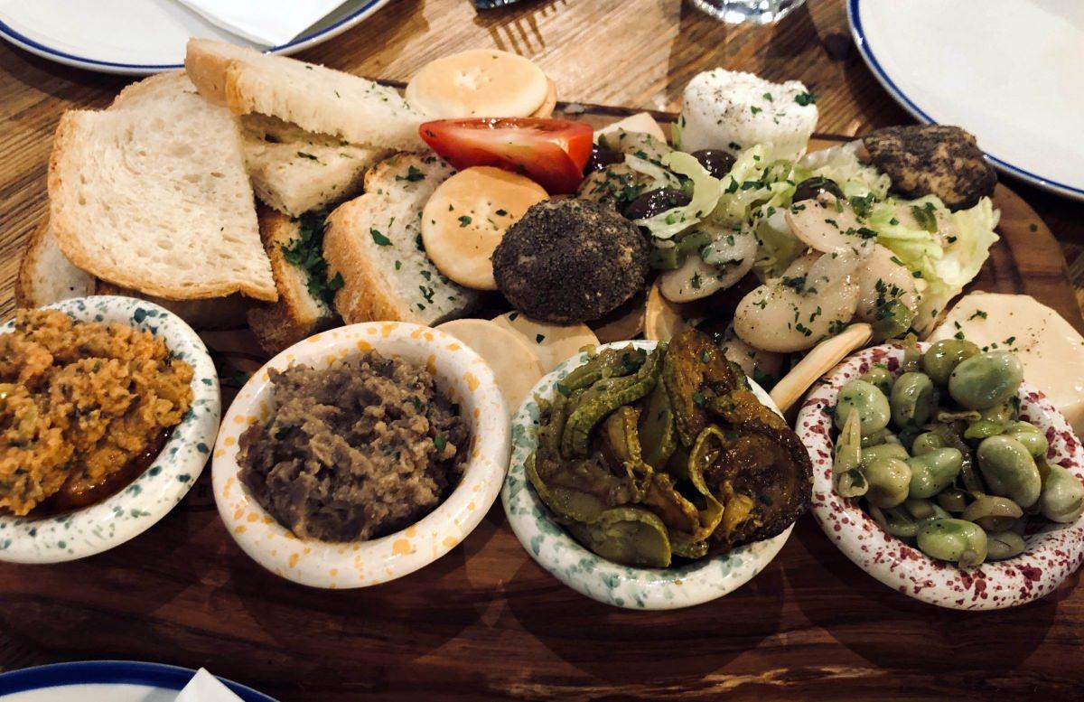 Comer bien en Malta