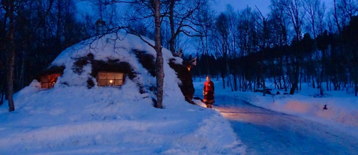 Saltfjellet/Svartisen y experiencia sami