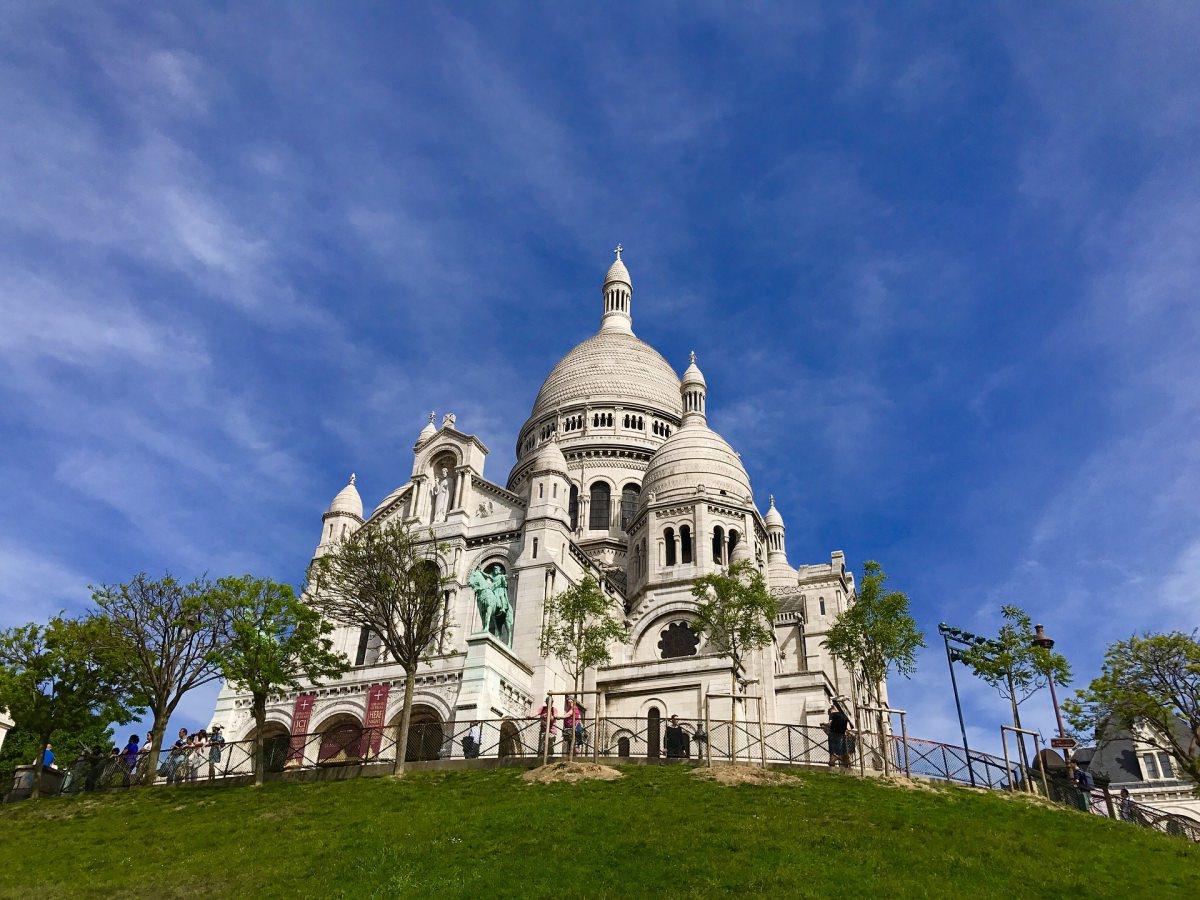 Sacré-Coeur y Montmartre