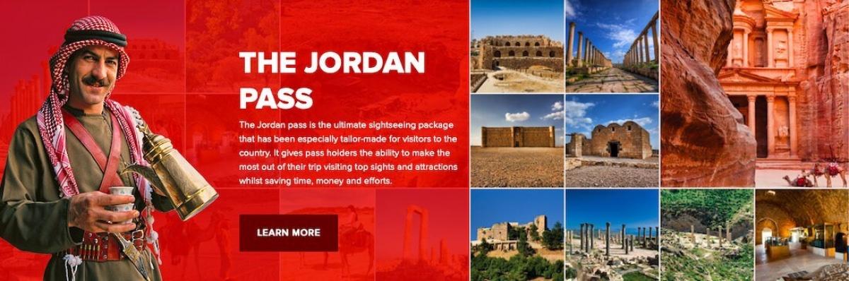 ¿Qué es el Jordan Pass?