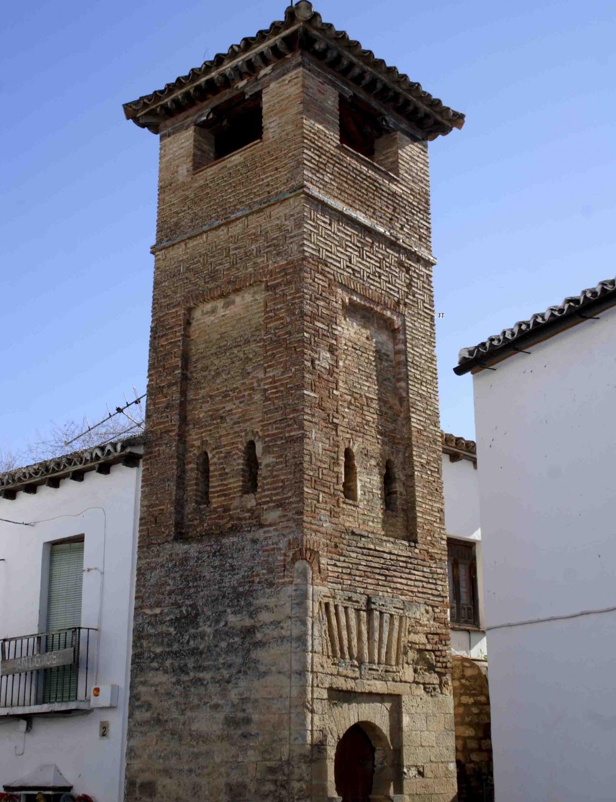 Minarete de San Sebastián