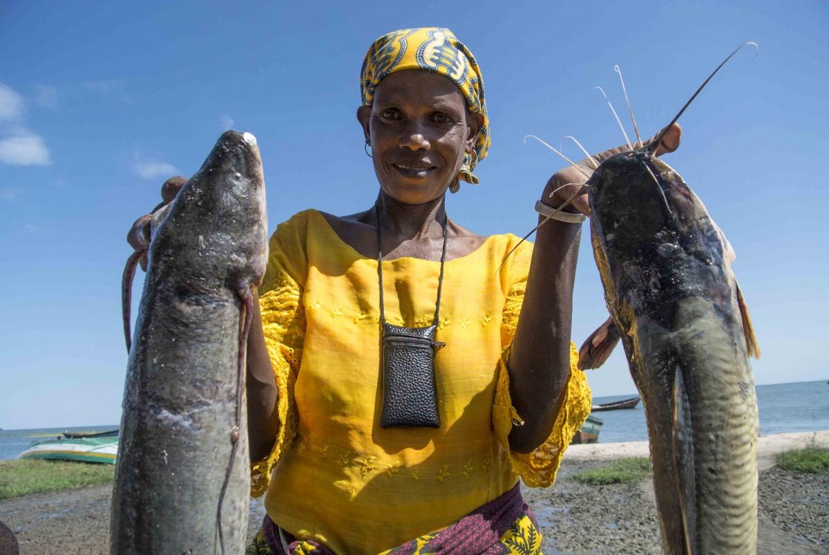 Kisumu, la puerta del lago Victoria en Kenia