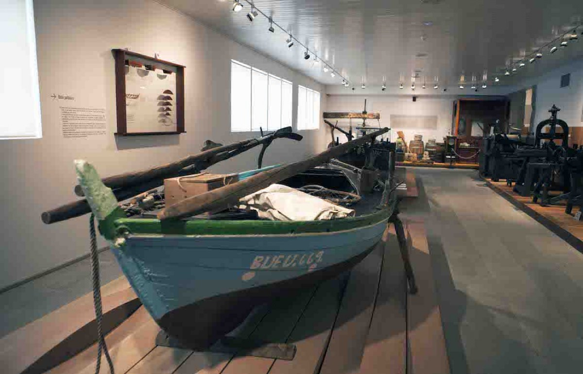 Museo Massó, en Bueu