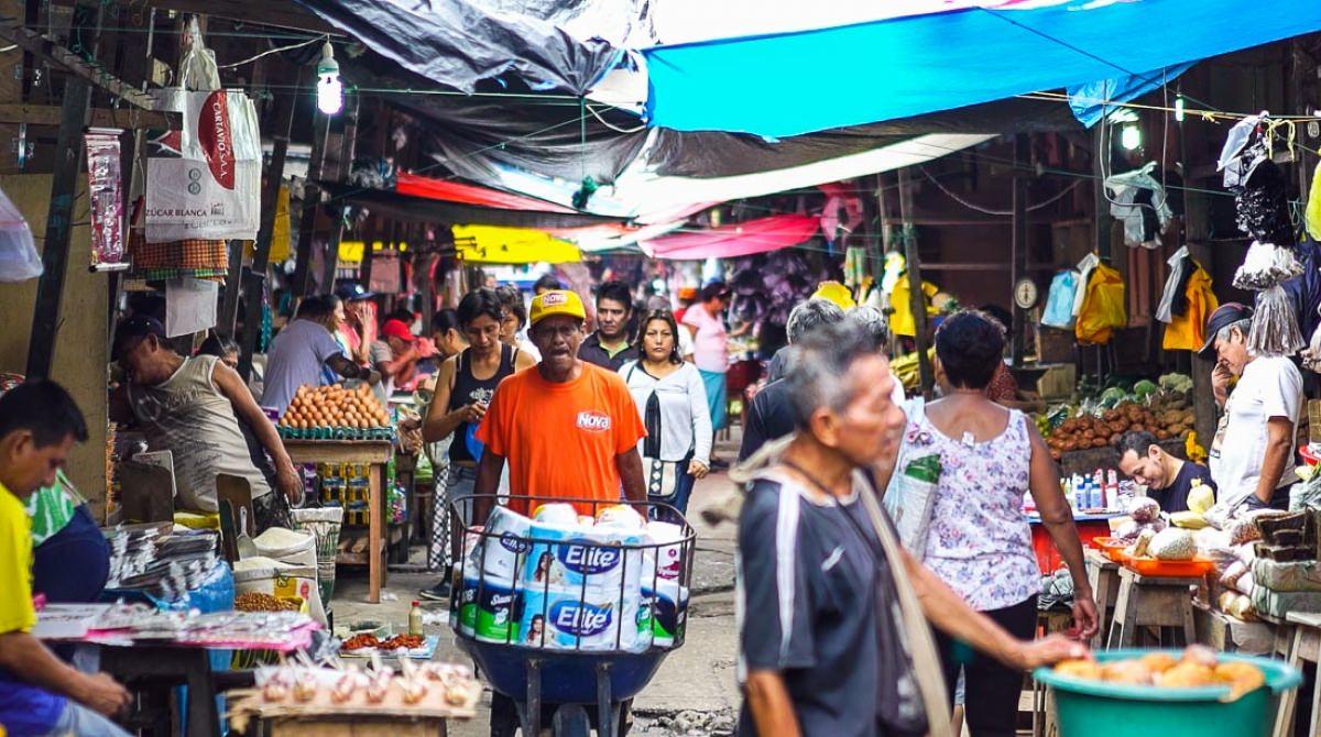 Mercado de Belén