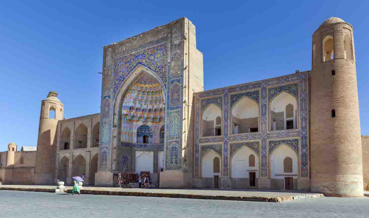 Madrasa Abdulaziz-Khan