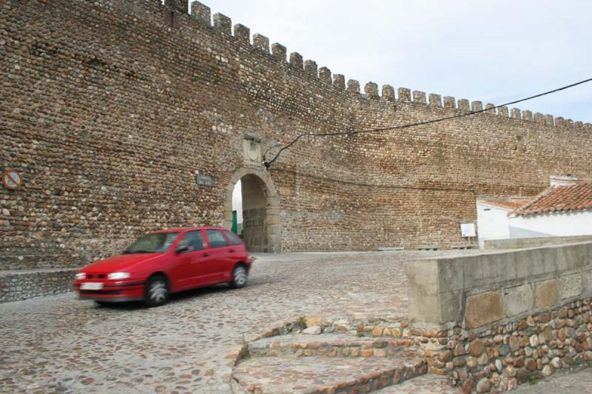 Murallas de Galisteo