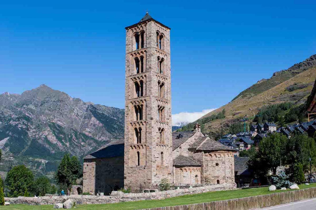 Románico del valle de Boí (Lleida)