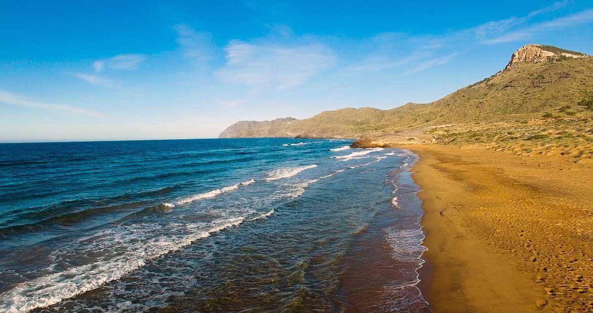 El Mediterráneo salvaje en Calblanque
