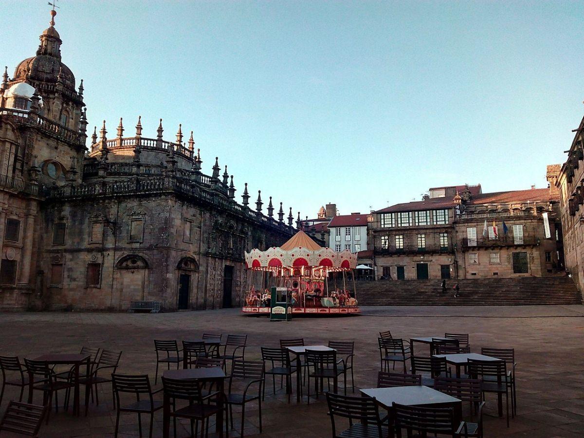 Plazas Quintana, Platerías e Inmaculada