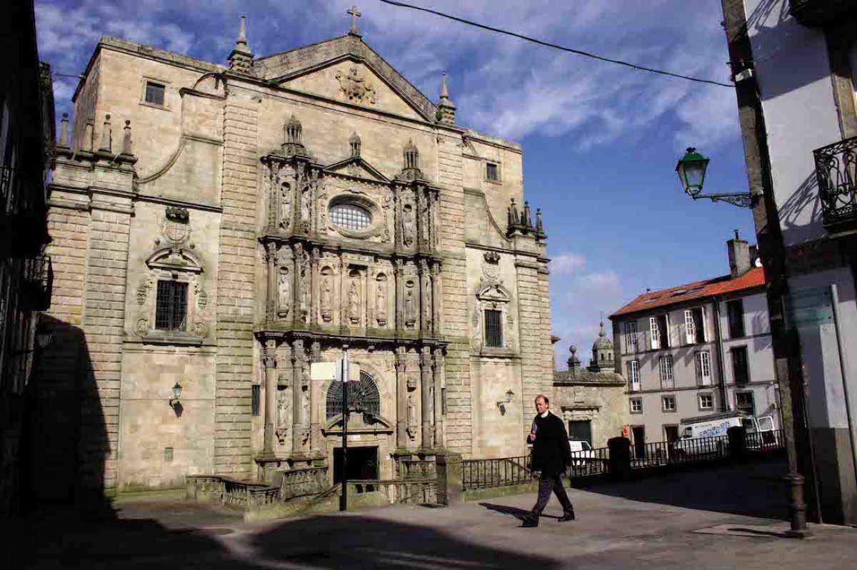 San Martiño Pinario