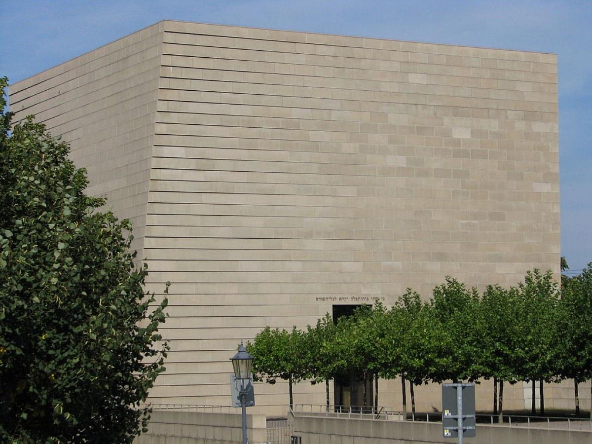 La sinagoga de Dresde