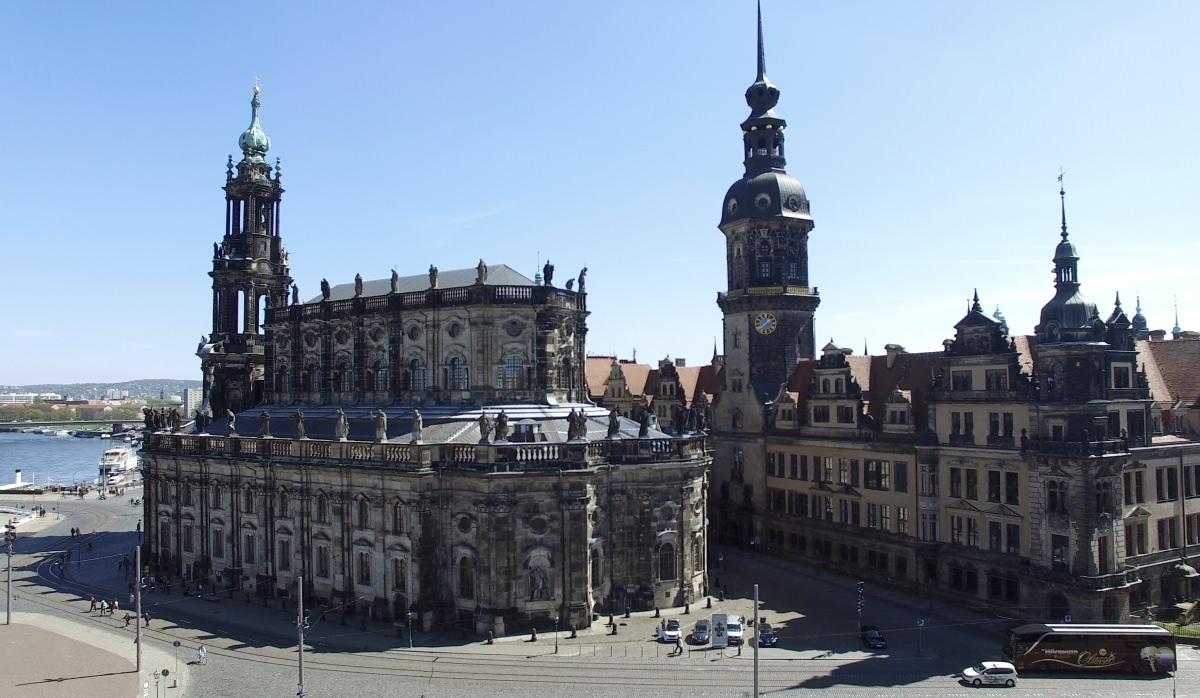 La Hofkirche