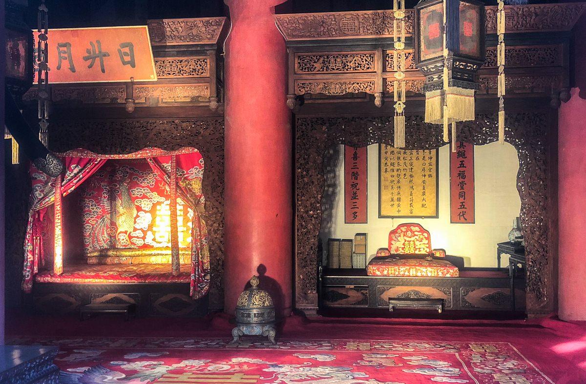 Palacio de la Tranquilidad Eterna