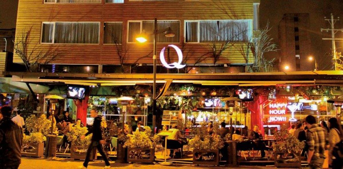 La noche de Quito