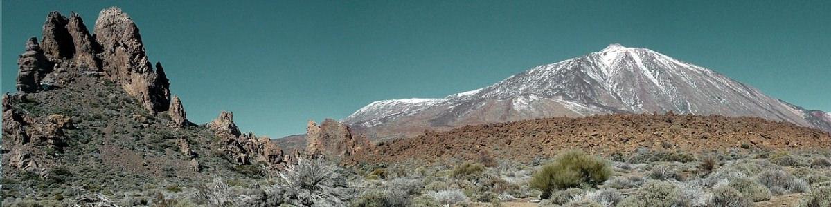 Cómo llegar al parque nacional de las Cañadas del Teide