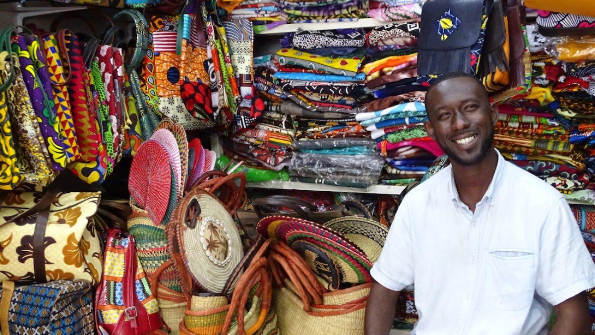 Los mercados de Dakar