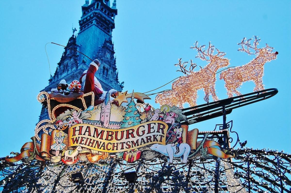 Estos son 14 mercados navideños que no te puedes perder en Hamburgo