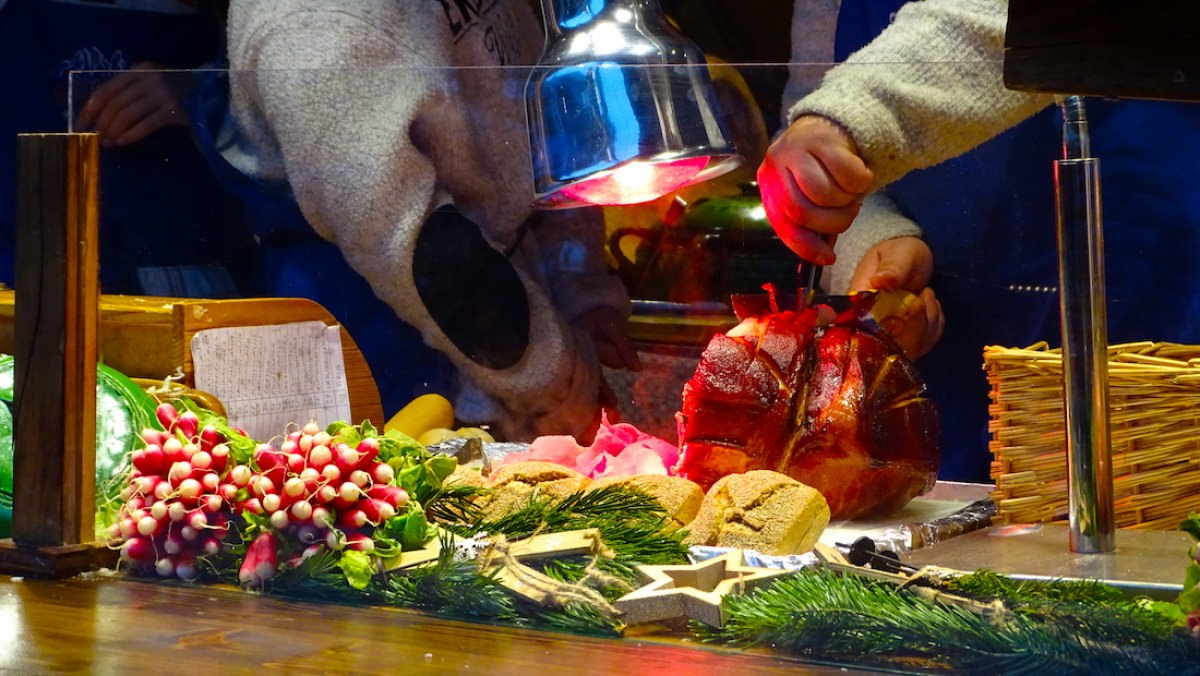 Degusta los platos tradicionales navideños de Hamburgo