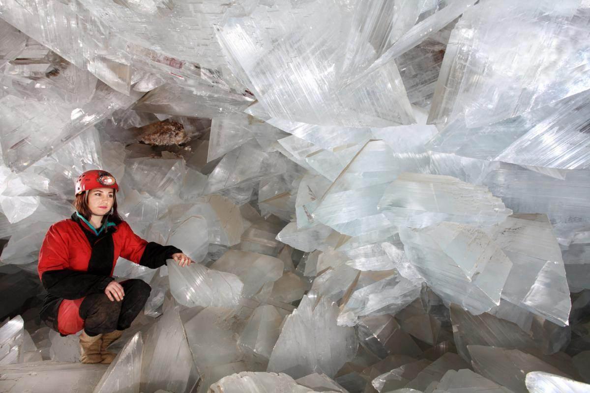 Cómo Visitar La Geoda Gigante De Pulpí