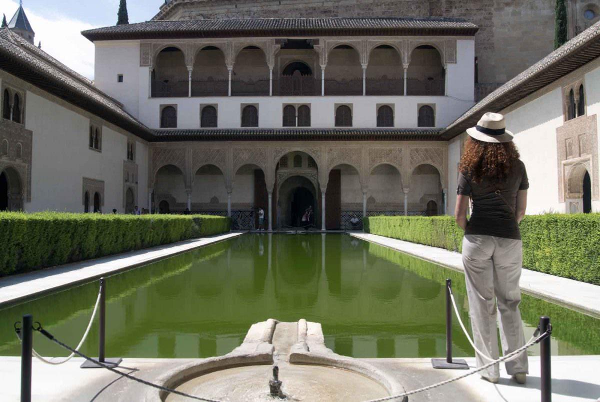 Entradas online para la Alhambra