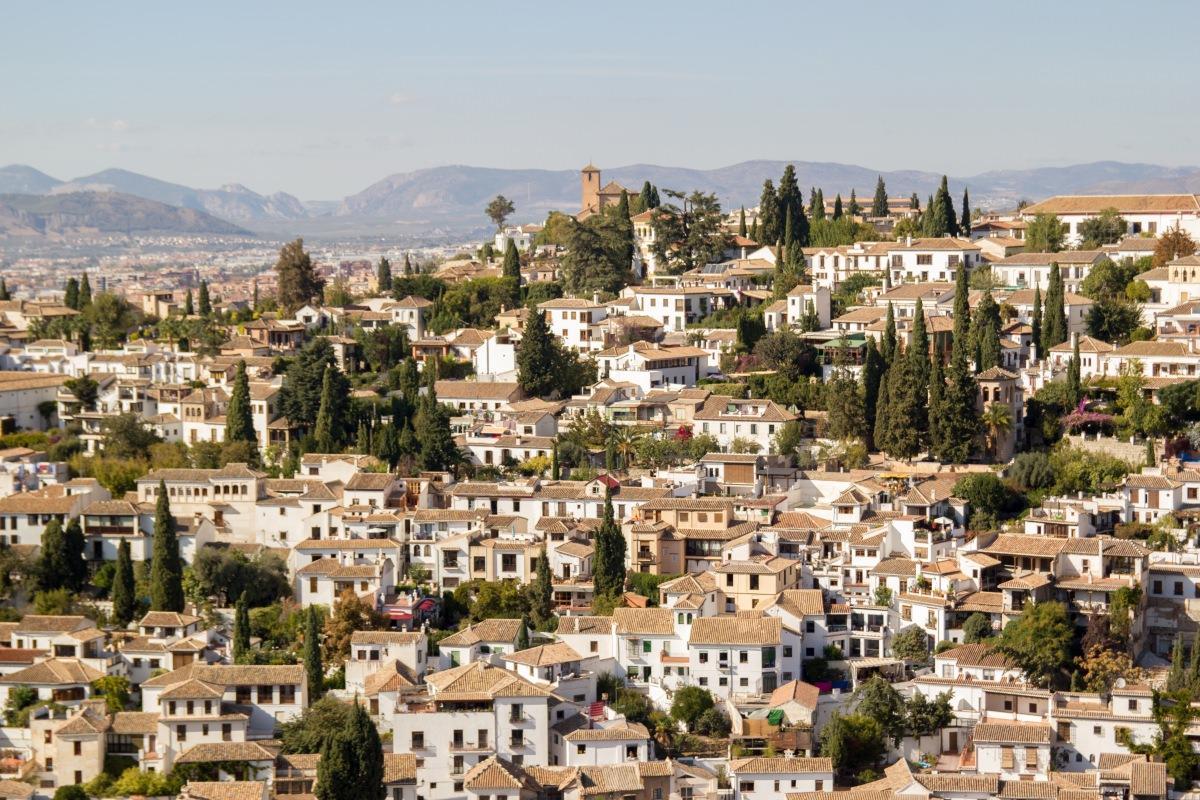 Un paseo por el Albayzín