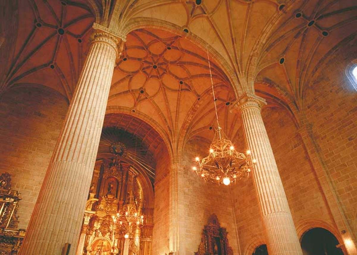 La iglesia del Salvador (Caravaca)