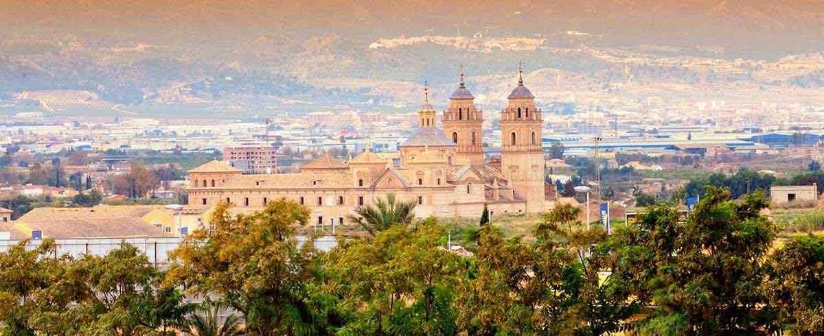 Monasterio de los Jerónimos (Murcia)