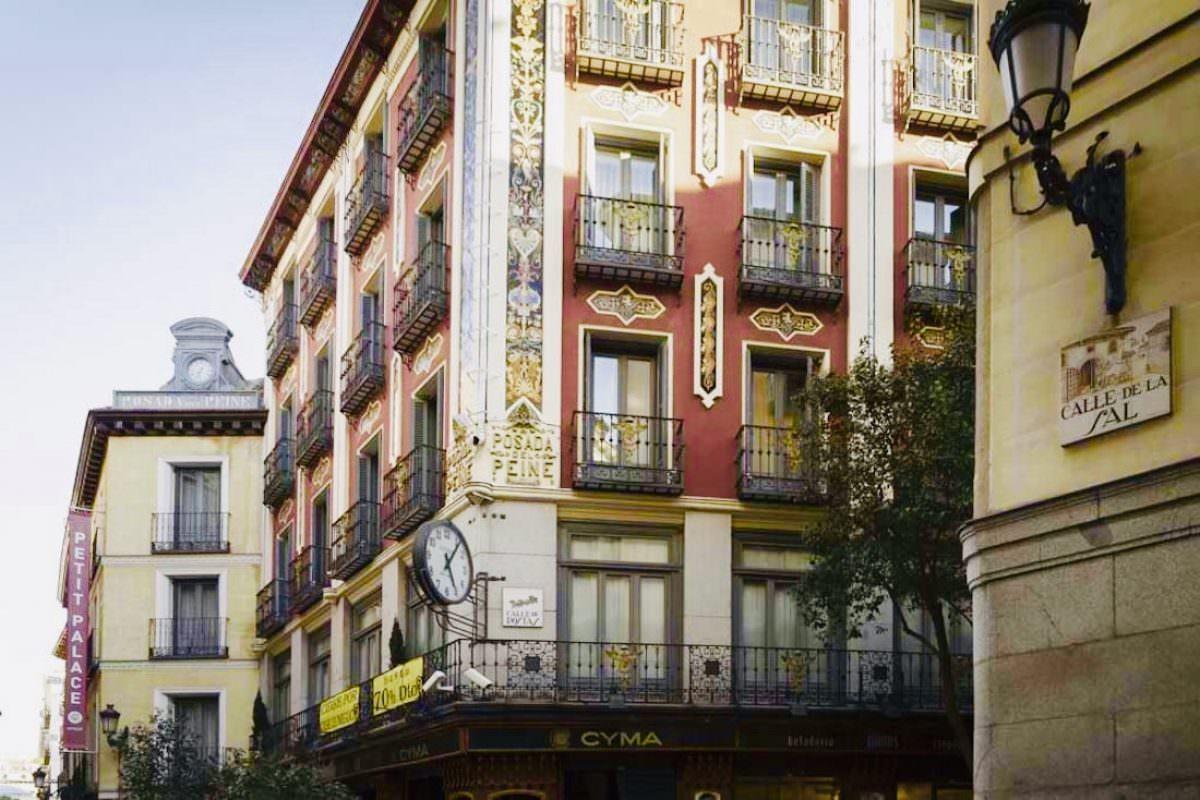 Dónde dormir y comer en el Madrid de los Austrias