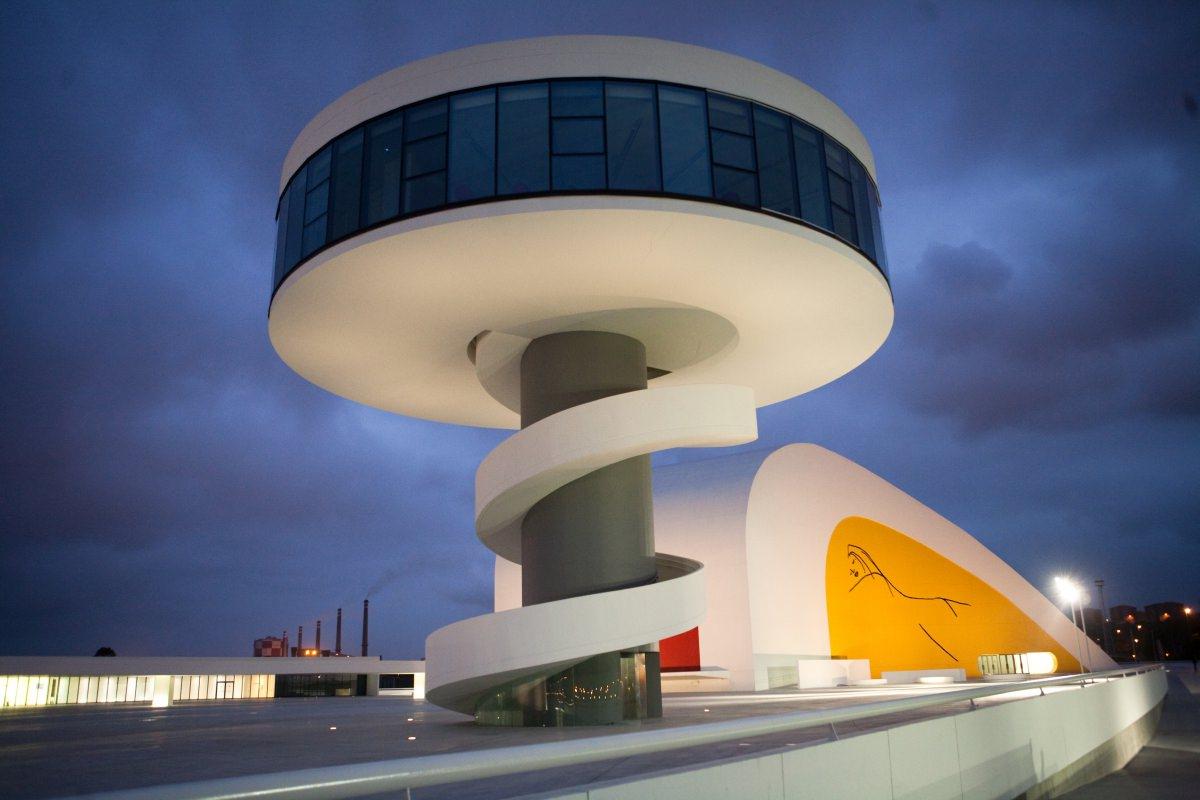 Centro Cultural Internacional Óscar Niemeyer (Avilés)