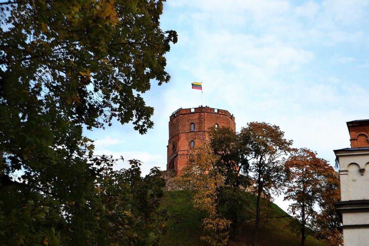 La torre de Gediminas y el museo del castillo Alto