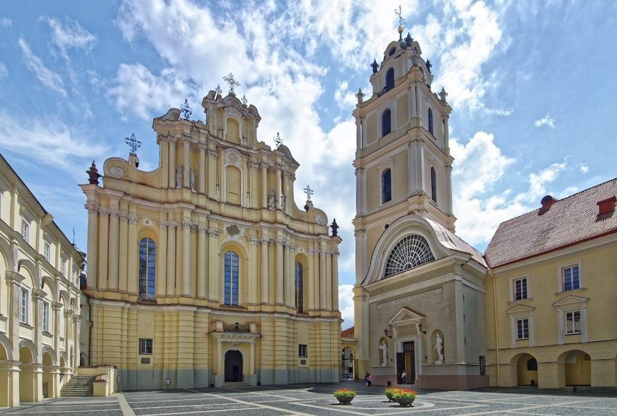 La universidad de Vilna