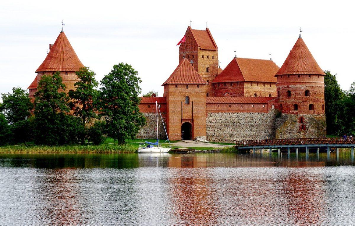 Excursión al castillo de Trakai