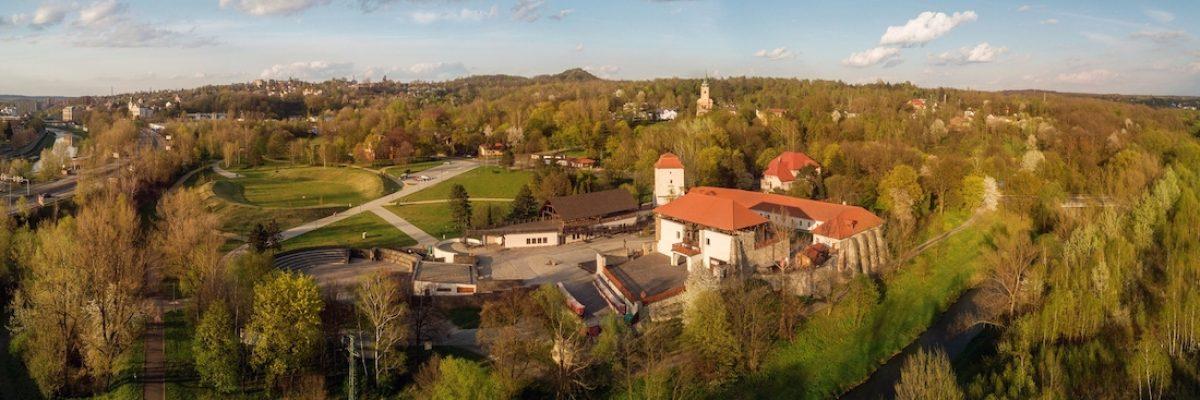 Visitar el castillo de Silesia en Ostrava