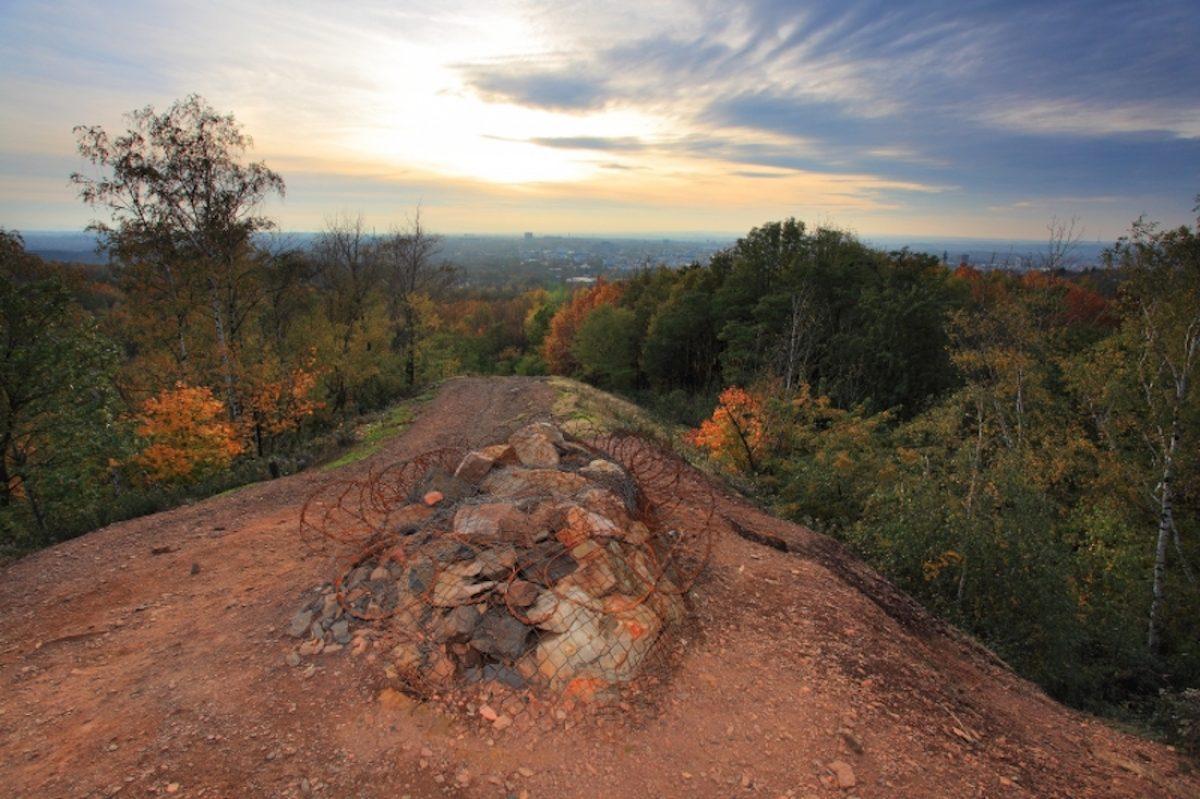 Subir a la colina Ema (Ema heap)