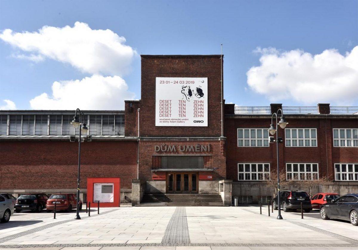 Descubrir una magnífica colección de arte en Ostrava