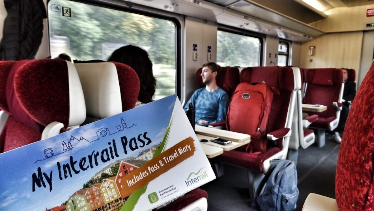 Pases Interrail