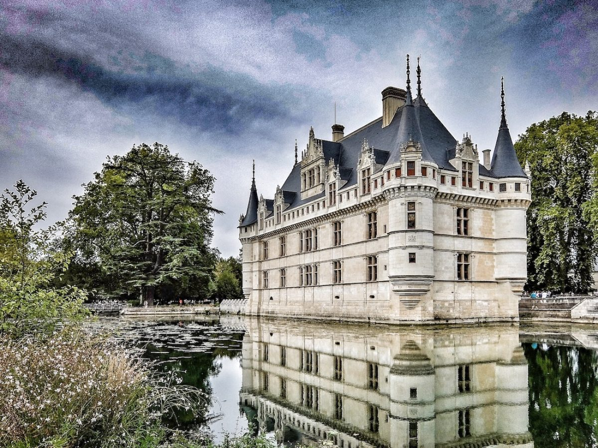 Castillo de Azay-le-Rideau*