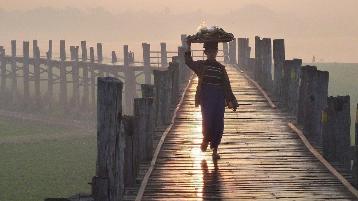 Puente U Bein (Amarapura)