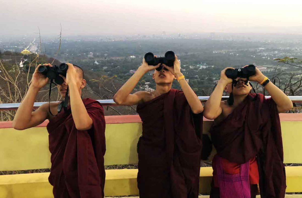 La colina de Mandalay