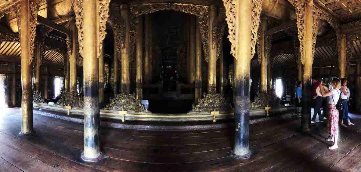Monasterio Shwenandaw