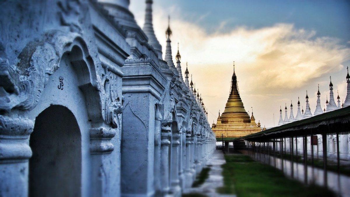 Pagoda Kuthodaw