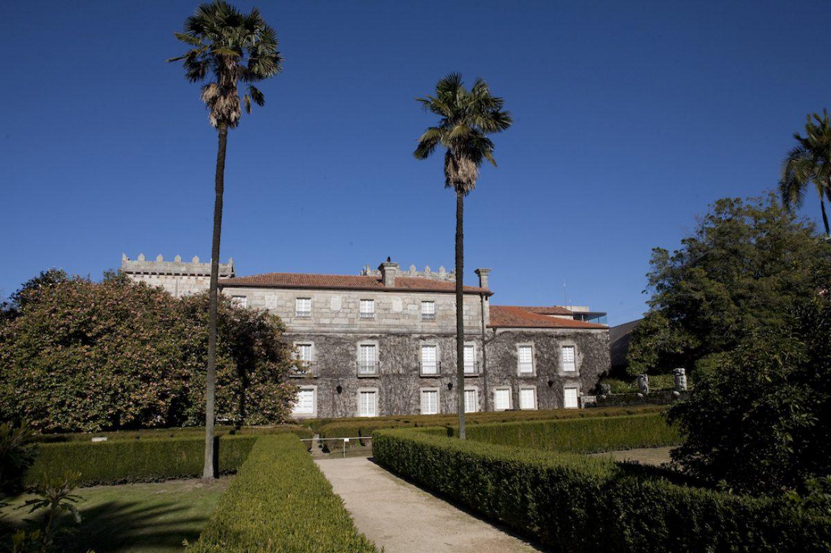 El parque Castrelos