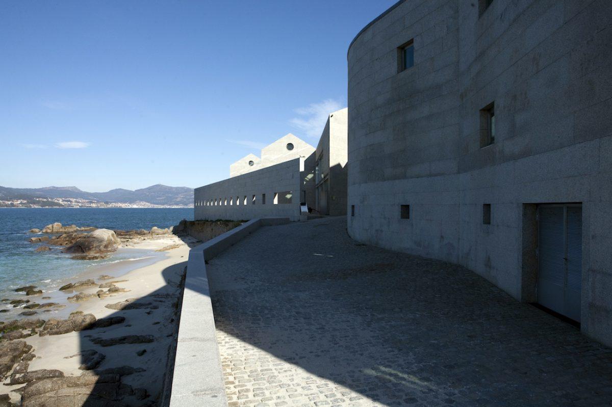 El museo do Mar de Galicia y Verbum