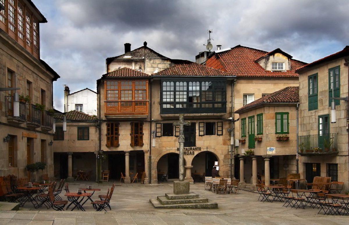 Plaza de la Leña (praza da Leña)